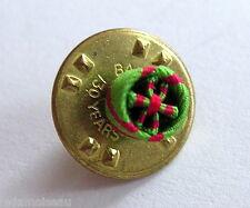 Boutonnière rosette pins médaille OFFICIER du mérite agricole, diamètre: 5 mm.