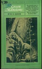 GREEN MANSIONS by W.H. Hudson (1965) Bantam Pathfinder illustrated pb
