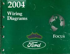 SHOP MANUAL FOCUS ELECTRICAL SERVICE REPAIR WIRING DIAGRAMS FORD BOOK SCHEMATICS