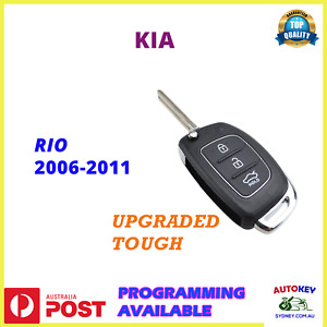 FOR KIA RIO TOUGH REMOTE KEY 2006 2007 2008 2009 2010 2011