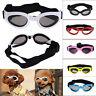 Pet Dog Doggy Sunglasses Toys Eye Wear Goggle Sun Glasses Adjustable Strap Pa YA