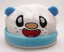 New Pokemon Center Oshawott Plush Hat Stuffed Costumes Cosplay Cap