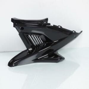 Cache latéral gauche Générique Scooter Yamaha 50 Aerox gauche noir brillant N