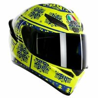 CASCO INTEGRALE AGV K1 K-1 TOP WINTER TEST 2015 TAGLIA XS