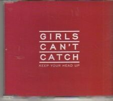 (BX506) Girls Can't Catch,  Keep Your Head Up - 2009 DJ CD