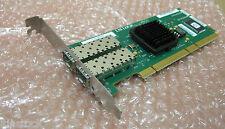Apple LSI LSI7202XP 2 Go PCI-X Dual Port Fibre Channel FC HBA Adaptateur de bus hôte