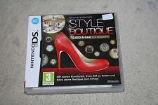Style Boutique Nintendo DS