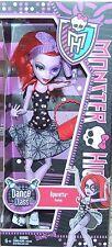 Monster High Dance Class OPERETTA Swing Doll Daughter Phantom of Opera & Outfit