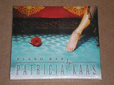 PATRICIA KAAS - PIANO BAR - CD DIGIPAK SIGILLATO (SEALED)