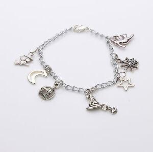 Charm Bracelet Halloween / Pagan / Wicca