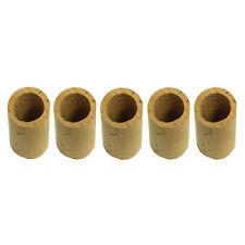 Instrument Clinic Alto Saxophone Neck Cork, Seamless, 5 Pack, Cork Only