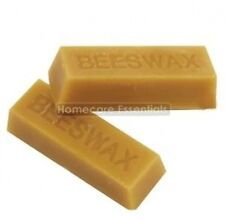 2 x Cambridge Traditional Pure Beeswax Sticks 30g Ideal for Woodturning / Lathe