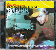 SHIMON - RAM RAIDERS: THE MIX @NEW Sealed CD 2004 DRUM N BASS@ ED RUSH & OPTICAL