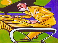 RED NORVO PRINT poster jazz vibes vibraharp trio mingus the forward look cd live