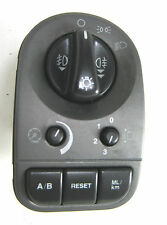 JAGUAR X TYPE 2000-2007  DRIVER SIDE HEADLIGHT SWITCH CONTROL 1X43 11654