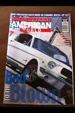 American Car World Magazine Feb 04 Ford F100 Pick Up,Mustang 100th,Dodge Charger
