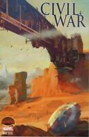 CIVIL WAR #2 SECRET WARS (VARIANT EDITION) MARVEL COMICS NM