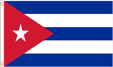 More details for cuba polyester flag - choice of sizes