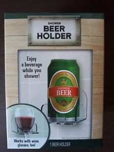Premier Finds Shower Beer Holder