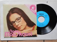 Schallplatte  ST45 Vinyl. Nana Mouskouri