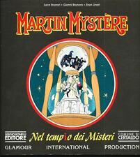 Martin Mystère : Nel tempio dei Misteri - Catalo Mostra 1993 - ottime condizioni