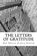 The Letters of Gratitude by Martin, Rob
