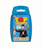Top Trumps - Horrible Histories Card Game