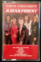 JUDAS PRIEST Judas Priest CASSETTE