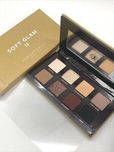 Anastasia Beverly Hills SOFT GLAM II Mini Eyeshadow Palette ~ Authentic! BNIB