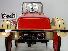 Red Ford Pedal Car 1920s Hot Rod A Rare T Sport Vintage Classic Midget Model