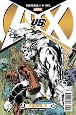 Avengers Vs X- Men #8 (NM)`12 Bendis/ Kubert ( TEAM VARIANT A)