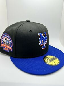New Era New York Mets 59fifty Shea Stadium Patch Pink UV 7 1/2