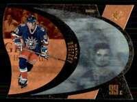 1997-98 Spx Bronze Parallel Wayne Gretzky New York Rangers #30