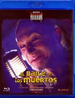 EL BAILE DE LOS MUERTOS (BLU-RAY DISC BD PRECINTADO) TERROR DIRECTOR TOBE HOOPER