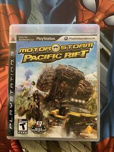 MotorStorm: Pacific Rift (Sony PlayStation 3, 2008)