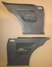 Original Seitenverkleidung anthrazit hinten rechts Opel Manta B