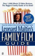 Leonard Maltin's Family Movie Guide by Maltin, Leonard