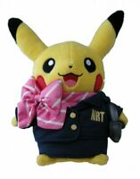 New! Pokemon Pikachu Plush Doll Stuffed Toy Narita Airport Limited from Japan
