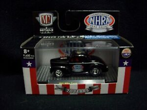 M2 Machines NHRA 1941 Willy's Limited Edition.