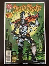 Deathsteoke the Terminator #58 - Joker Zeck Homage - 1996 Dave Johnson