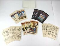 Vtg 90s Classic Mickey Brave Little Tailor Lot Of 31 Greeting Cards & Envelopes