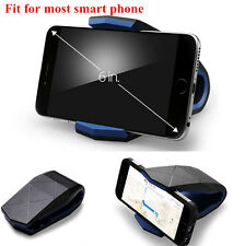 Car Auto Phone Mount Holder Dock Stealth Dashboard Stand for Universal Smatphone