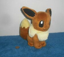Eevee Pokemon Plush Doll Toy from X and Y Video Games by Tomy USA 2015