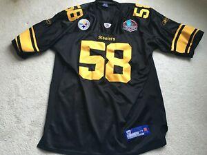 Jack Lambert Pittsburgh Steelers Jersey