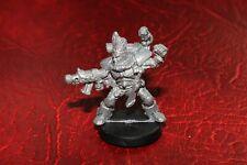 Warhammer 40k Space Wolves Wolf Scout Sergeant  (Metal) unpainted
