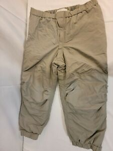 US Military Gen III L7 Primaloft Extreme Cold Weather Trousers - L/R
