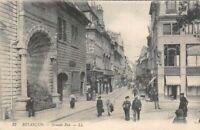 BESANCON - la grande rue