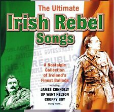 THE ULTIMATE IRISH REBELS SONGS CD VARIOUS ARTISTS