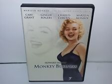 Monkey Business (DVD, Region 1, Canadian Marilyn Monroe Diamond Collection)