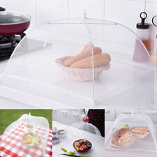 Foldable Food Cover Mesh Net Picnic Barbecue Fly Mosquito Tent Umbrella Covers